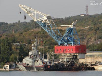 На Севморзаводе начали активную подготовку производства к закладке плавкрана