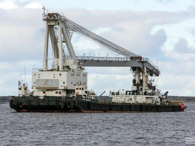 История плавкраностроения                                 Севастопольского морского завода.