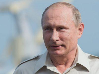 Президенту России Владимиру Путину презентовали «проект века» города-героя
