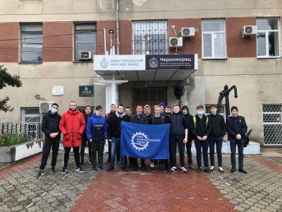 Севастопольский филиал «Звездочки» провел Всероссийскую акцию                                              «Неделя без турникетов»