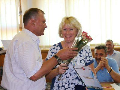 Работники Севморзавода получили заслуженные поощрения (ФОТО)