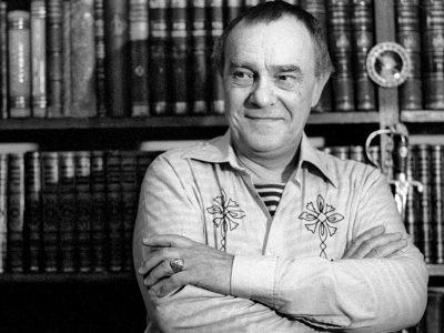 Общероссийское движение поддержки флота проведет Всероссийскую литературно-историческую кают-компанию, посвященную 90-летию В.С. Пикуля
